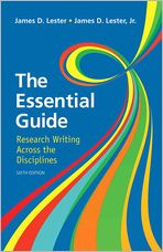 Essential Guide: Research Writing