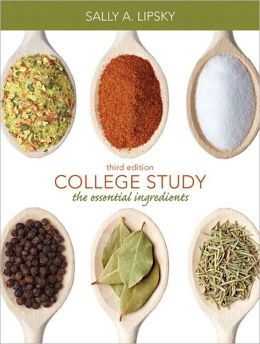 College Study: The Essential Ingredients Plus NEW MyStudentSuccessLab 2012 Update