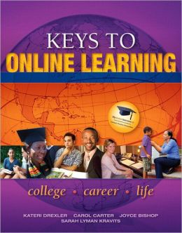 Keys to Online Learning Plus NEW MyStudentSuccessLab 2012 Update