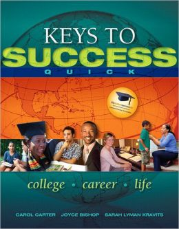 Keys to Success Quick Plus NEW MyStudentSuccessLab 2012 Update