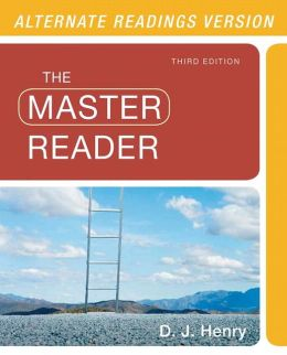 The Master Reader, Alternate Edition
