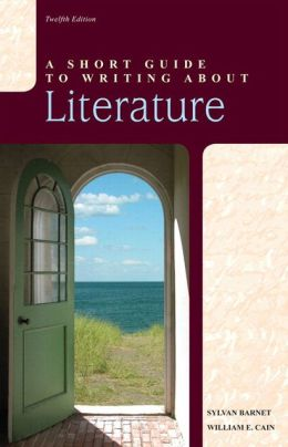 Short Guide to Writing about Literature, A, with NEW MyCompLab -- Access Card Package