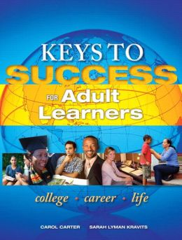 Keys to Success for Adult Learners Plus NEW MyStudentSuccessLab 2012 Update -- Access Card Package