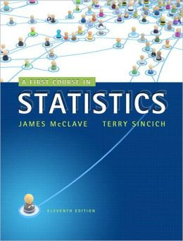 First Course in Statistics plus MyStatLab Student Access Kit