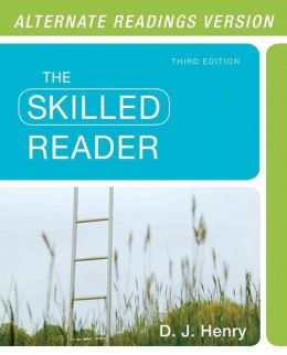 Skilled Reader, The, Alternate Edition with NEW MyReadingLab with eText -- Access Card Package