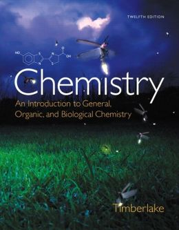 Chemistry: An Introduction to General, Organic, and Biological Chemistry Plus MasteringChemistry with eText -- Access Card Package