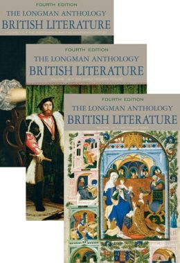 Longman Anthology of British Literature, Volumes 1A, 1B, and 1C, The Plus NEW MyLiteratureLab -- Access Card Package