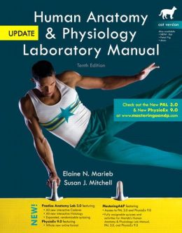 Human Anatomy & Physiology Laboratory Manual, Cat Version, Update Plus MasteringA&P with eText -- Access Card Package