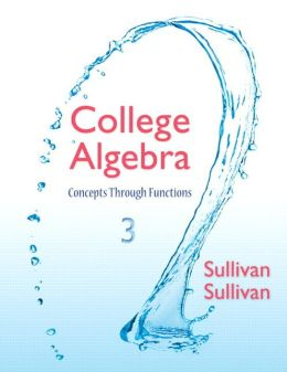 College Algebra: Concepts Through Functions Plus NEW MyMathLab with eText -- Access Card Package