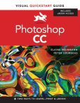 Book Cover Image. Title: Photoshop CC:  Visual QuickStart Guide, Author: Elaine Weinmann
