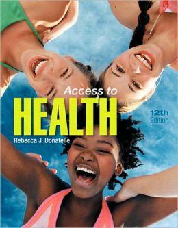 Access to Health, 12/e