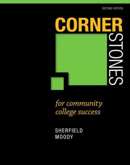 Cornerstones for Community College Success Plus NEW MyStudentSuccessLab 2013 Update -- Access Card Package