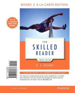 The Skilled Reader, Books a la Carte Edition