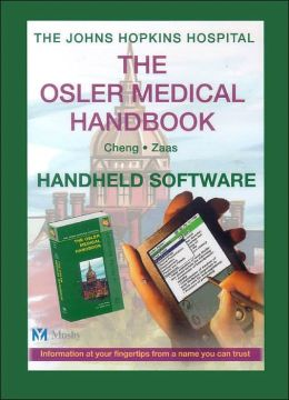 The Osler Medical Handbook, CD-ROM PDA Software