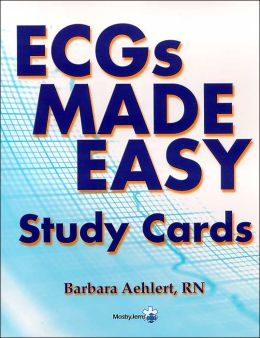 ECGs Made Easy Study Cards
