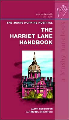 The Harriet Lane Handbook: Text with Downloadable PDA Software