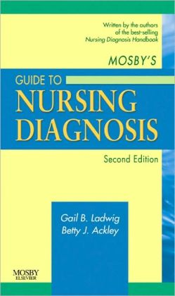 Mosby's Guide to Nursing Diagnosis