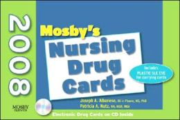 Mosby's 2008 Nursing Drug Cards