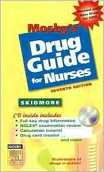 Mosby's Drug Guide for Nurses with 2008 Update