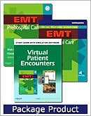 EMT Prehospital Care - Text, Workbook, and Virtual Patient Encounters Package