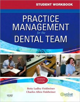 Student Workbook for Practice Management for the Dental Team