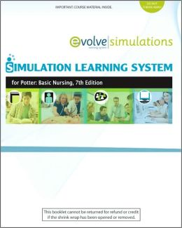 Simulation Learning System for Potter: Basic Nursing (User Guide and Access Code)