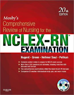 Mosby's Comprehensive Review of Nursing for the NCLEX-RN? Examination