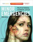 Book Cover Image. Title: Minor Emergencies:  Expert Consult - Online and Print, Author: Philip Buttaravoli