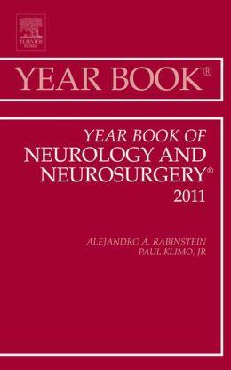 Year Book of Neurology and Neurosurgery