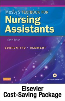 Mosby's Textbook for Nursing Assistants (Soft Cover Version) - Text, Workbook, and Mosby's Nursing Assistant Video Skills - Student Version DVD 3.0 Package