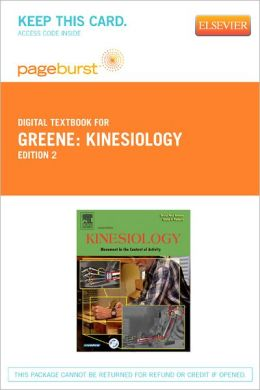 Kinesiology - Pageburst Digital Book (Retail Access Card): Movement in the Context of Activity