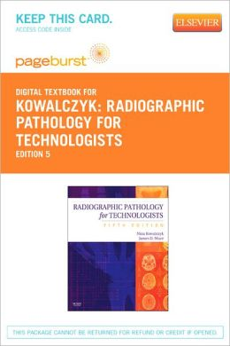 Radiographic Pathology for Technologists - Pageburst Digital Book (Retail Access Card)