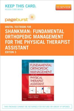 Fundamental Orthopedic Management for the Physical Therapist Assistant - Pageburst Digital Book (Retail Access Card)