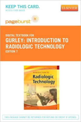 Introduction to Radiologic Technology - Pageburst Digital Book (Retail Access Card)