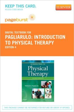 Introduction to Physical Therapy - Pageburst Digital Book (Retail Access Card)