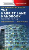 Book Cover Image. Title: The Harriet Lane Handbook:  Mobile Medicine Series, Author: Johns Hopkins Hospital