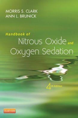 Handbook of Nitrous Oxide and Oxygen Sedation