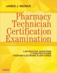 Book Cover Image. Title: Mosby's Review for the Pharmacy Technician Certification Examination, Author: James J. Mizner