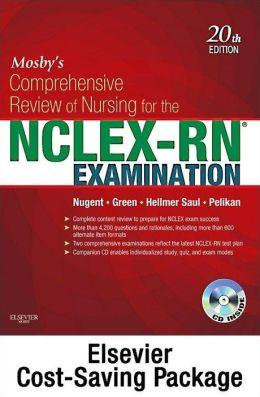 evolve nclex review book