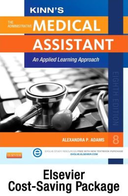 Medical Assisting Online for Kinn's The Administrative Medical Assistant (User Guide/Access Code, Textbook and Study Guide Package)