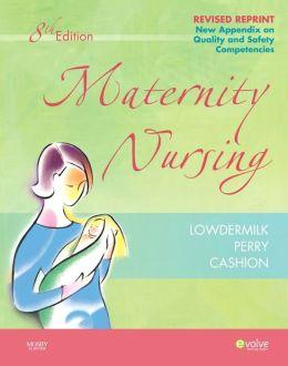 Maternity Nursing - Revised Reprint