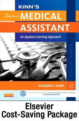 Virtual Medical Office for Kinn's The Administrative Medical Assistant (User Guide/ Access Code, Text & Study Guide Package) with ICD-10 Supplement: An Applied Learning Approach