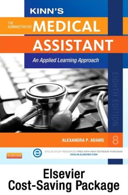 Kinn's The Administrative Medical Assistant with ICD-10 Supplement - Text and Elsevier Adaptive Learning Package