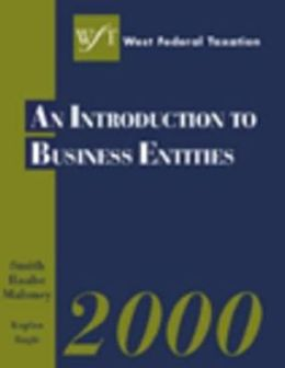Introduction to Business Entities: 2000 Edition