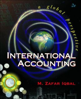 International Accounting with InfoTrac College Edition