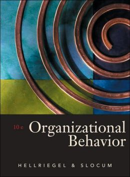 Organizational Behavior with Student CD-ROM and InfoTrac