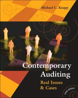 Contemporary Auditing Issues and Cases