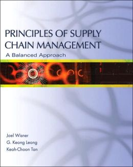 Supply Chain Management: A Balanced Approach