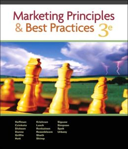 Marketing Principles and Best Practices (with Access Certificate, Xtra!, and InfoTrac)