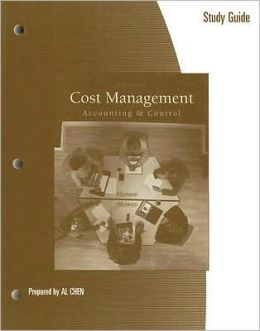 Study Guide for Hansen/Mowen's Cost Management: Accounting and Control, 5th